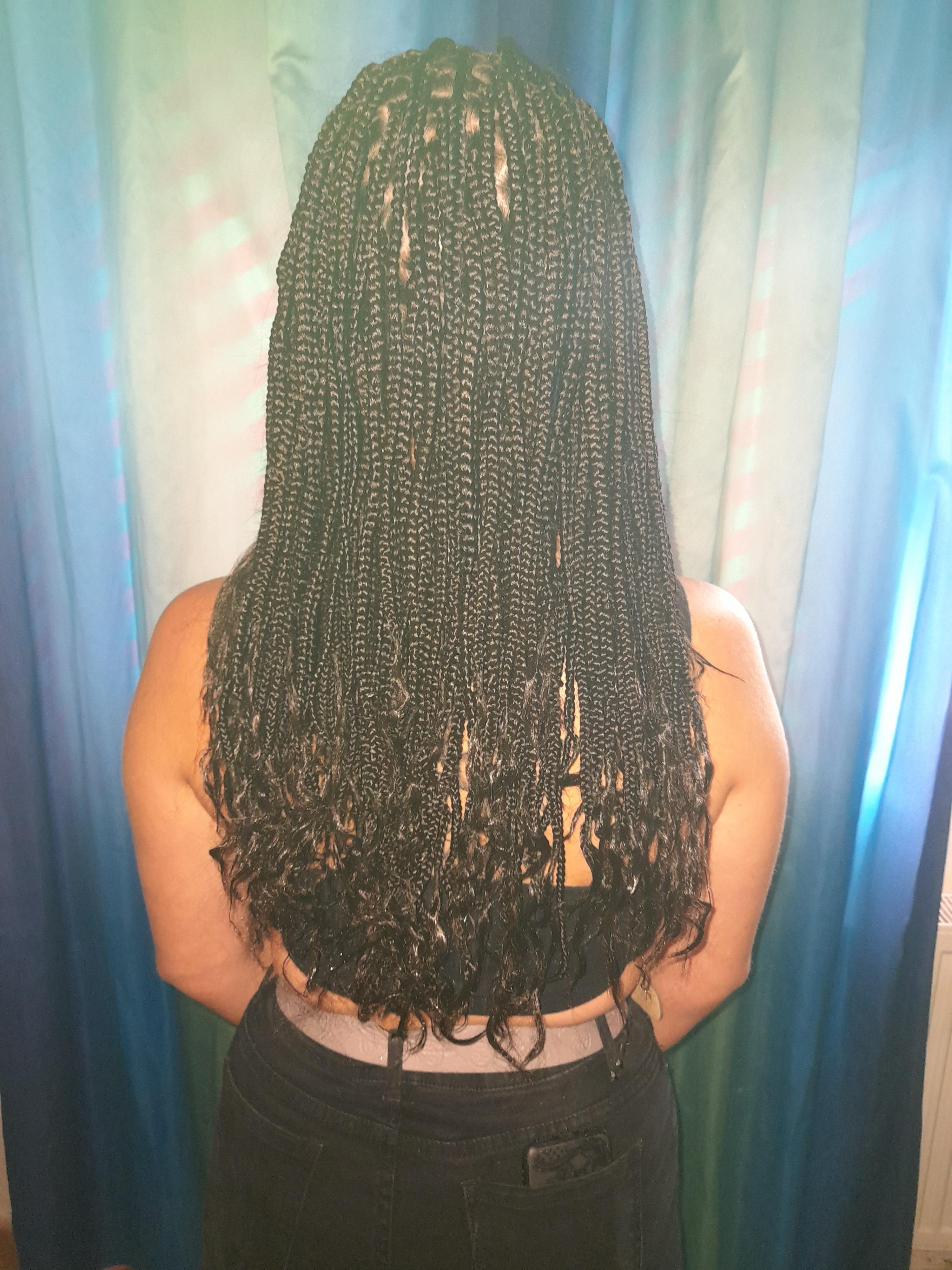 rasta copanky huste vlasy